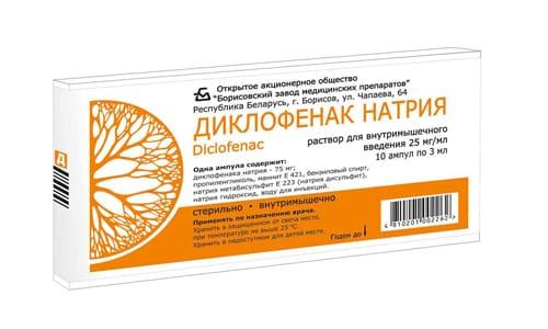 Препарат оказывает противовоспалительное и обезболивающее действие, вспомогательный эффект - жаропонижающий