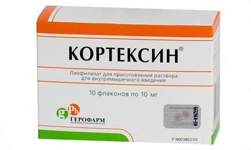 Кортексин способен в одиночку справляться с патологическим состоянием, возникающим в результате дисциркулярной энцефалопатии