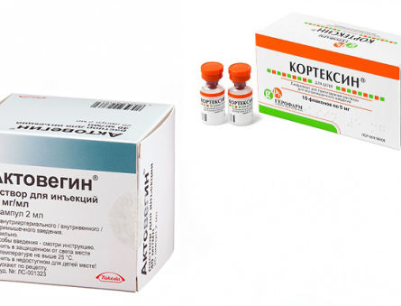 Что выбрать: Актовегин или Кортексин?