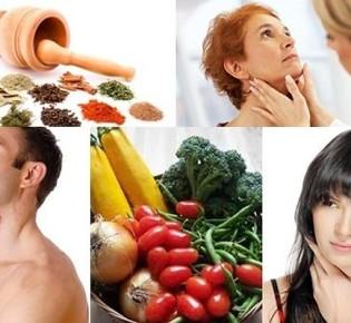Полезные и запрещенные продукты при болезнях щитовидки