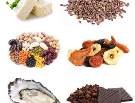 Эстроген в продуктах питания для женщин: где содержится, список продуктов, правила употребления