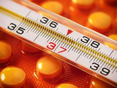 Повышенная температура при заболеваниях щитовидной железы