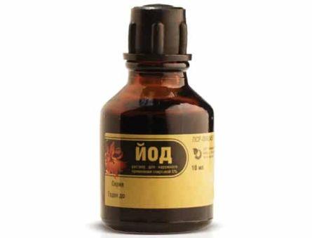 Эффективное лечение щитовидной железы йодом