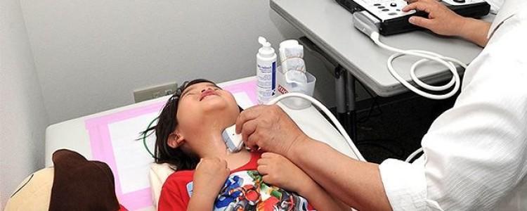 Норма УЗИ щитовидной железы у детей