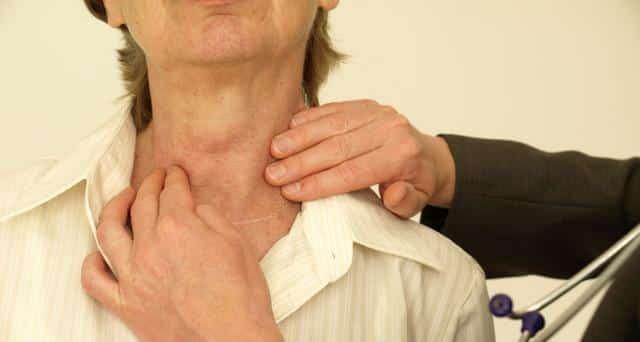 Диффузные изменения паренхимы щитовидной железы