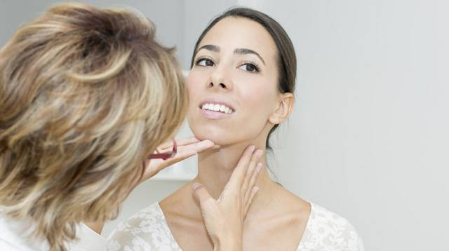 Массаж при болезнях щитовидной железы
