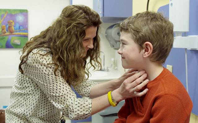 Как вылечить гиперплазию щитовидной железы у ребенка