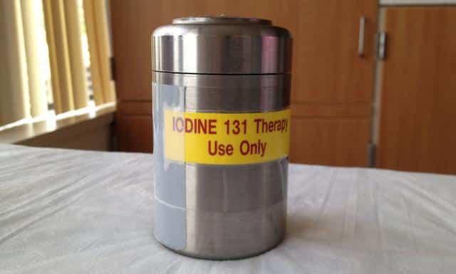 Лечение щитовидной железы радиоактивным йодом