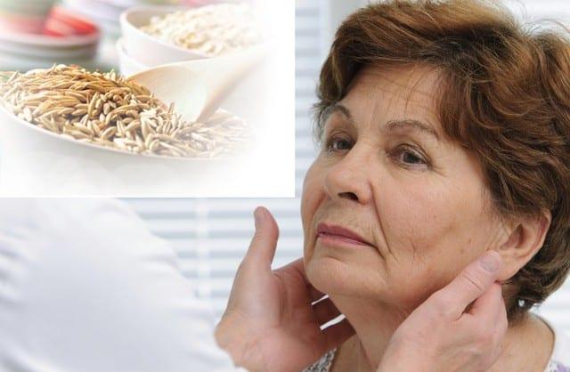 Лечение щитовидной железы овсом