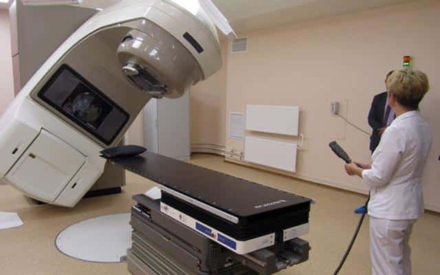 Проведение лучевой терапии при раке щитовидки