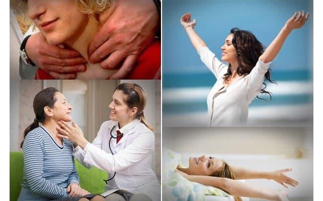 Народные методы лечения рака щитовидной железы