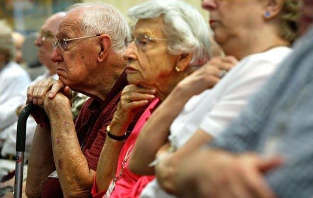 Щитовидная железа у пожилых людей