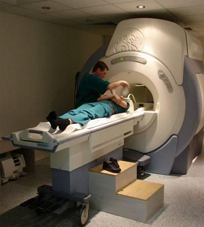 Оборудование для МРТ паращитовидной железы