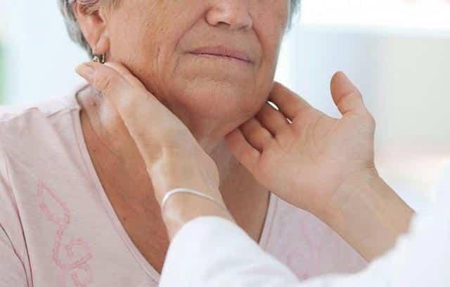 Симптомы рецидива рака щитовидной железы