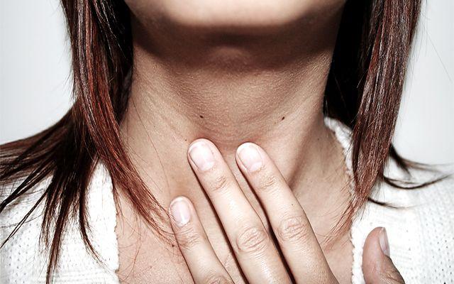 Симптомы щитовидной железы у женщин