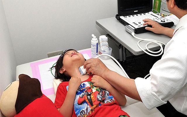 Норма щитовидной железы у детей