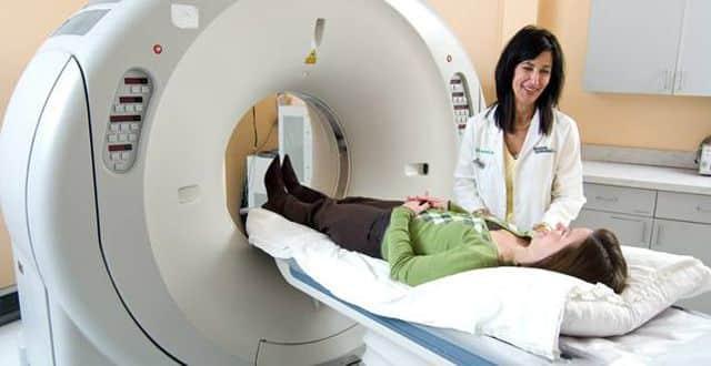 Проведение компьютерной томографии щитовидной железы