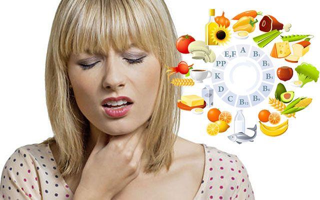 Питание при аутоиммунном тиреоидите щитовидной железы