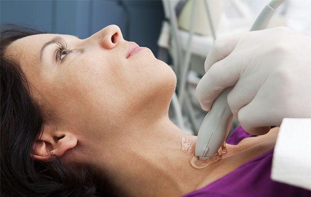 Распознать проблемы с щитовидкой