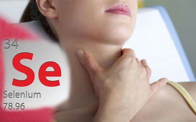 Значение селена для щитовидки