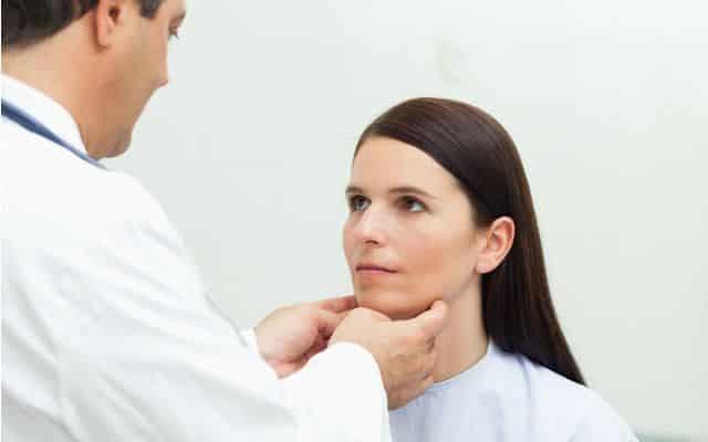 Признаки неправильной работы щитовидной железы