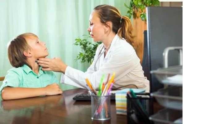 Тиреомегалия щитовидной железы у детей