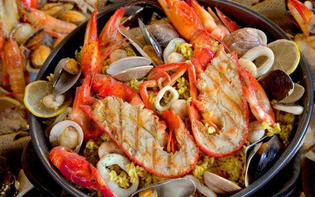 Морепродукты полезны для щитовидной железы