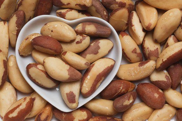 Бразильский орех для щитовидки