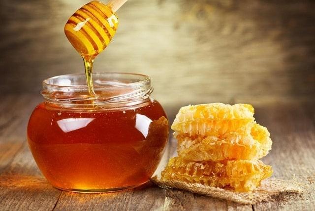 Популярностью пользуются рецепты на основе мёда