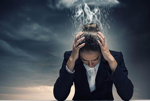 Стрессы вызывают зоб