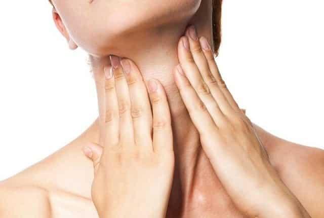 Щитовидка олицетворяет чувствительность человека