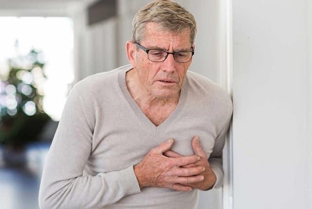 Повышение частоты сокращений сердца