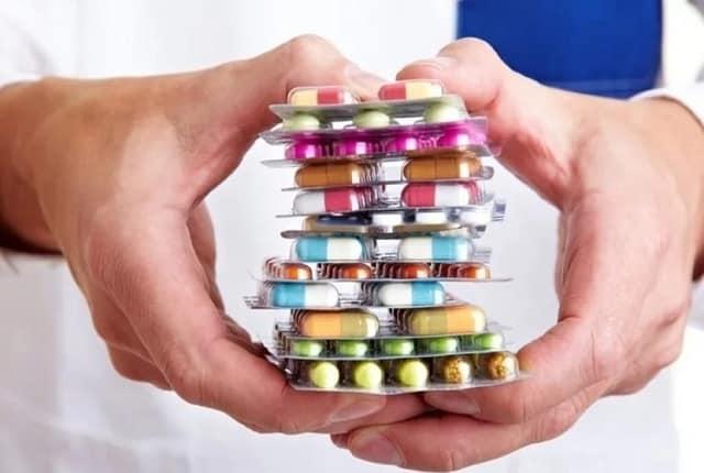 Терапия медикаментозными средствами