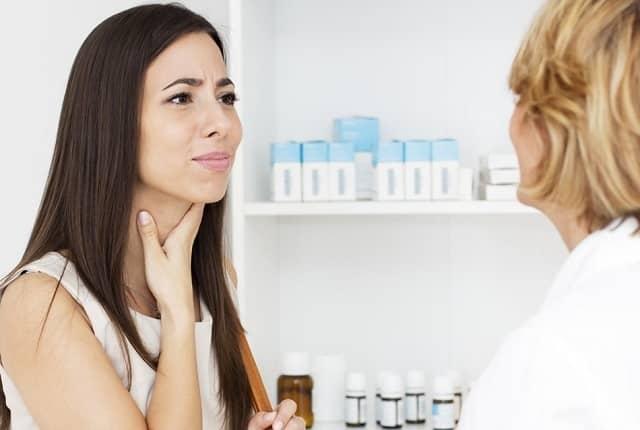 Что такое подострый тиреоидит: причины симптомы и лечение