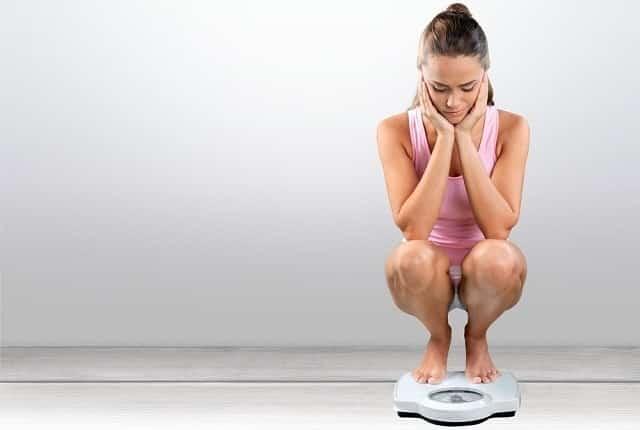 Потеря массы тела