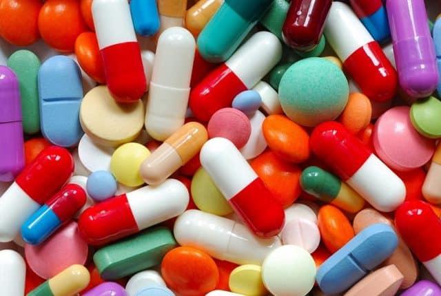 Прием некоторых препаратов