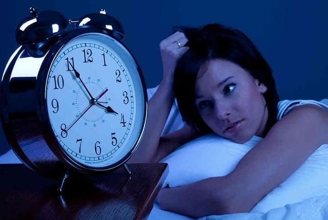 Нарушение сна при гипертиреозе
