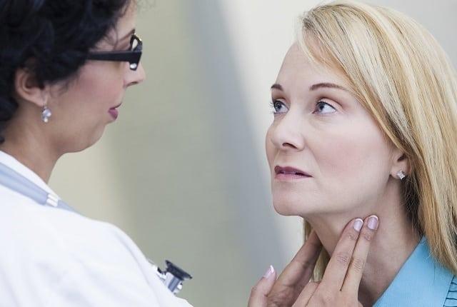 Как проявляются очаговые образования в щитовидной железе