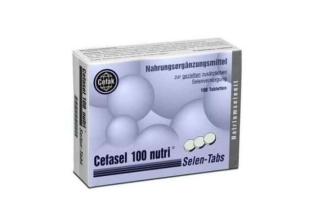 Таблетки Цефасель: инструкция по применению