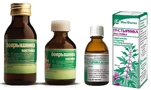 Настойка боярышника и пустырника используется для лечения нервных расстройств, гипертонии, сердечно-сосудистых заболеваний и других патологий