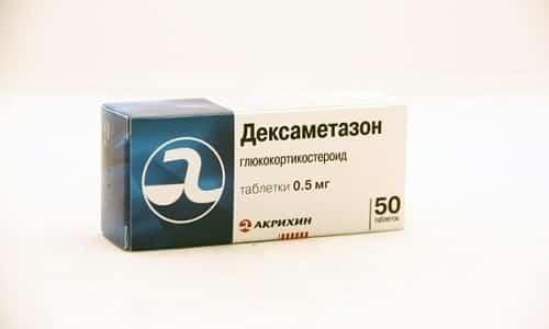 Дексаметазон проявляет противоаллергическую, противошоковую, противотоксическую и десенсибилизирующую эффективность