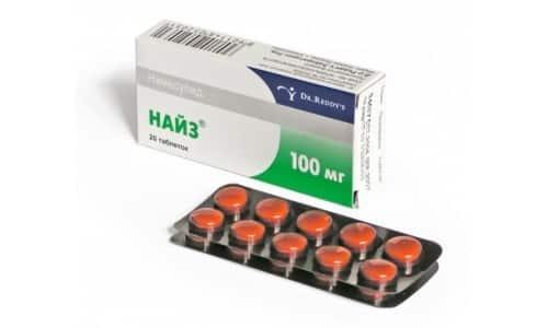 Найз применяют при сильном болевом синдроме во время артроза, артрита, остеохондроза и других костно-мышечных заболеваниях