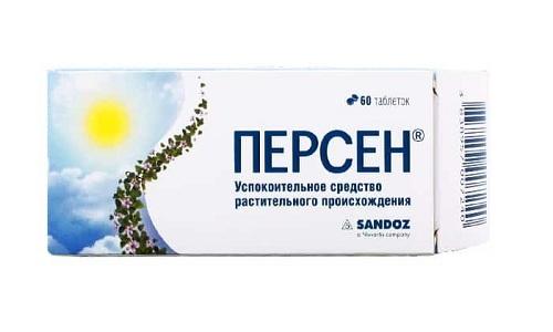 Персен включают в курс лечения различных психических болезней для смягчения синдрома отмены после использования сильнодействующих препаратов