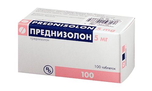 Преднизолон назначается при заболеваниях аллергического и воспалительного характера