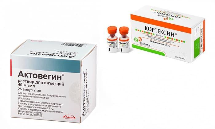 Что выбрать: Актовегин или Кортексин