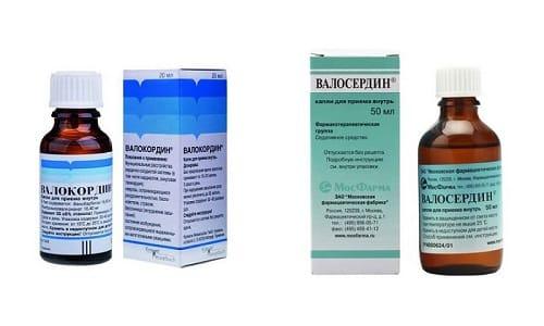 Для устранения симптомов многих сердечных и неврологических состояний применяют Валокордин или Валосердин