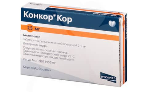 Проведение терапии хронической недостаточности при помощи низкодозированного варианта Конкор Кора требует предварительного проведения титрования и постоянного контроля со стороны врача