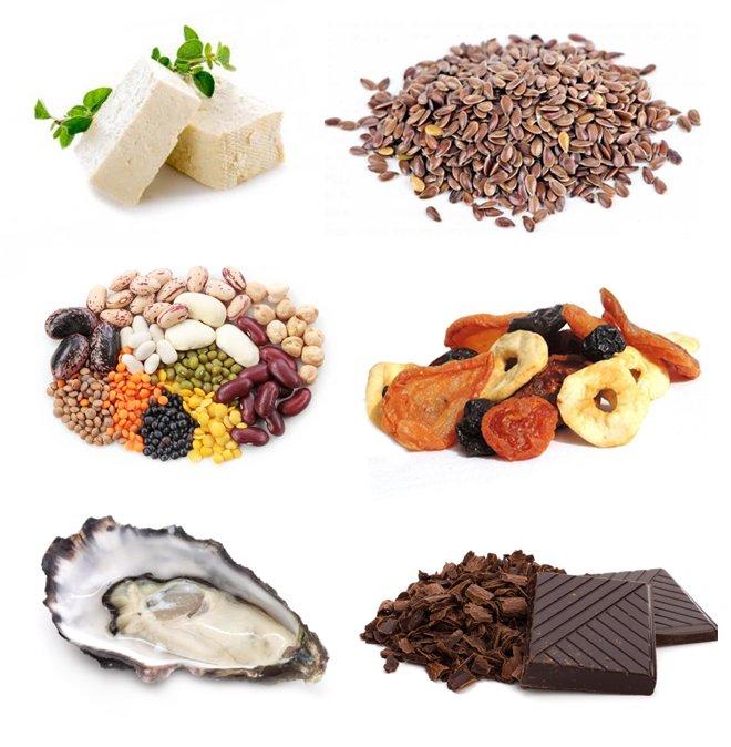 Эстроген в продуктах питания