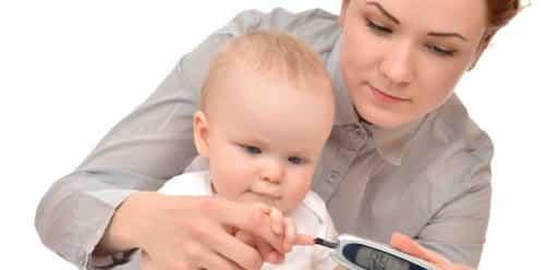 сахарный диабет у ребенка