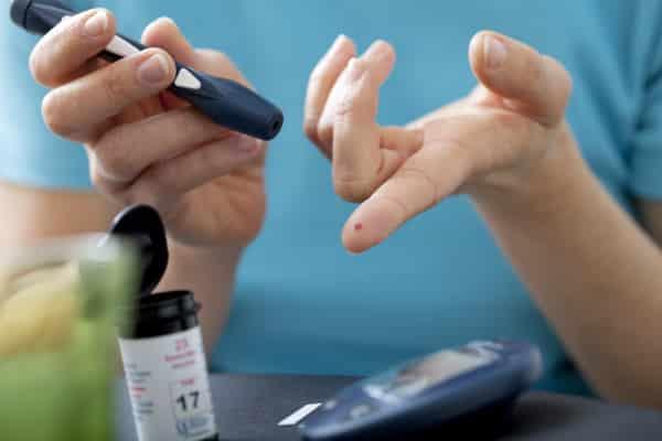 Нарушение толерантности к глюкозе
